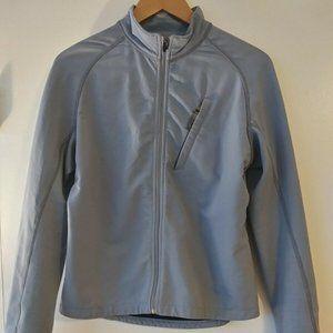 Women's Ibex Jacket Size M Blue Gray